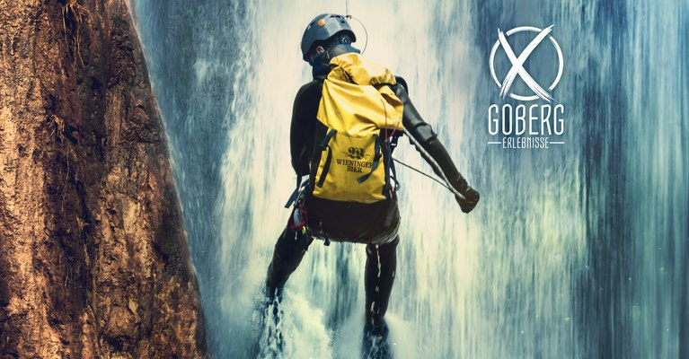 GOBERG X - Erlebnisse Canyoning & Outdoor Angebote
